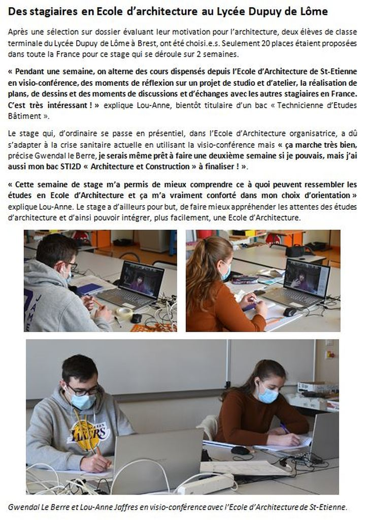 Consulter cet article